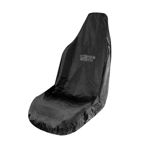 Ocean & Earth Ocean & Earth Single Seat Cover Black