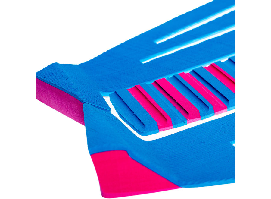 Jam Traction Tailpad Flashback Blue/Pink