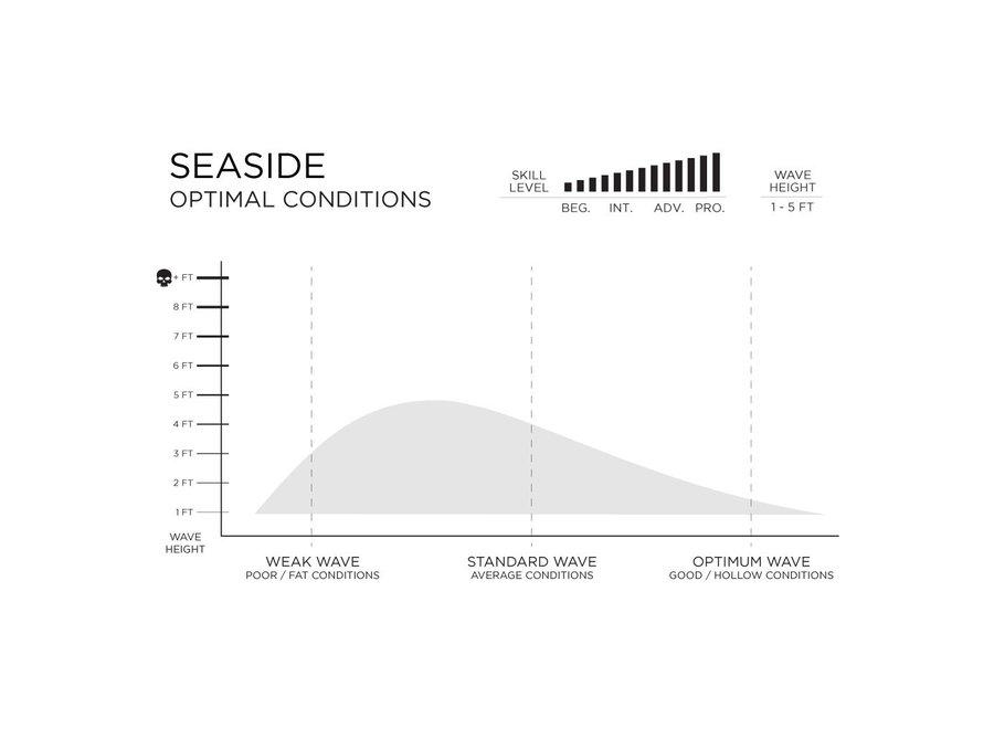 Firewire Seaside Swallow 5'6'' FCS II