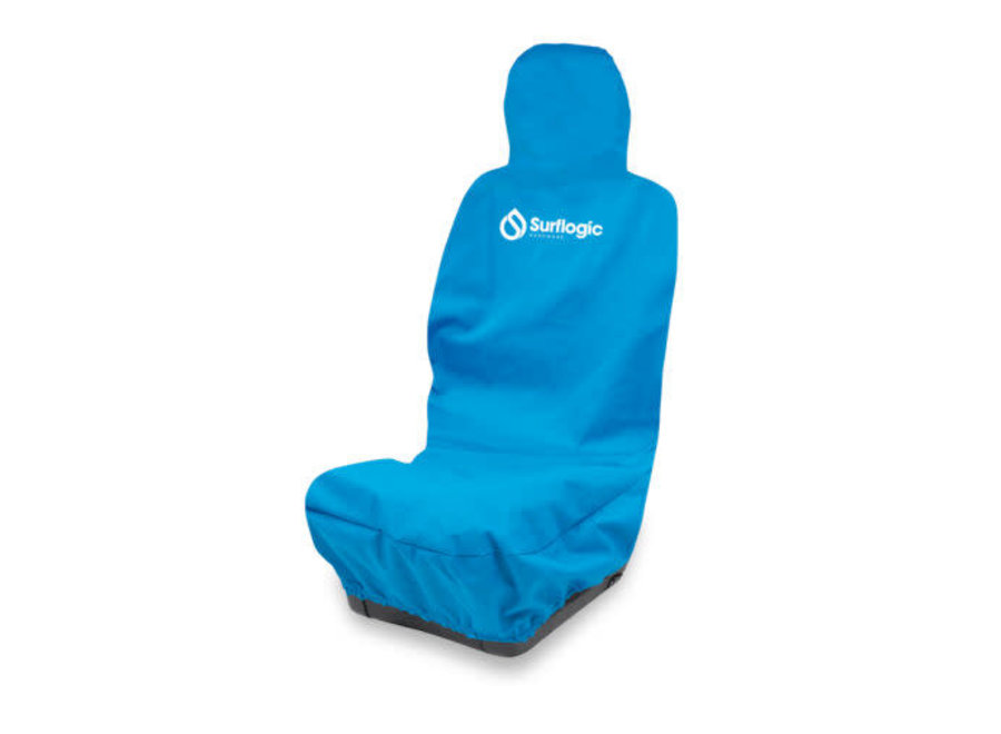 Surflogic Single Car Seat Cover Cyan
