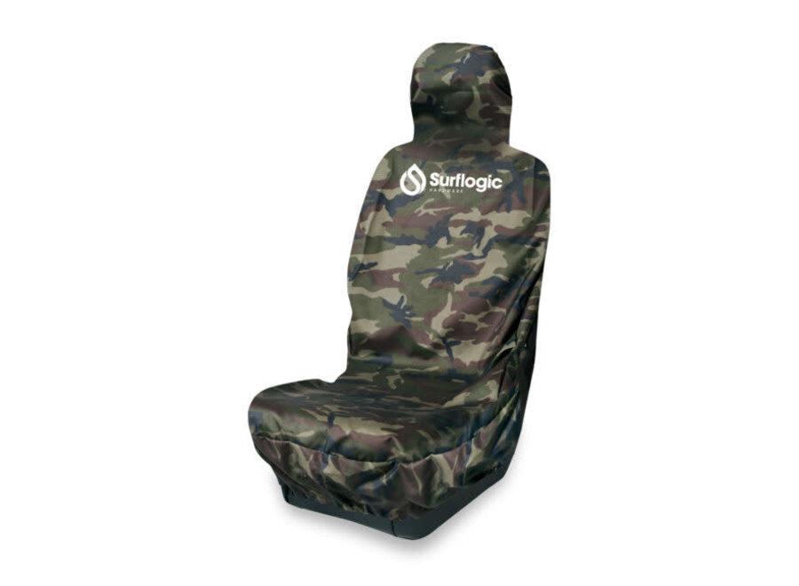 Surflogic Single Car Seat Cover Camo