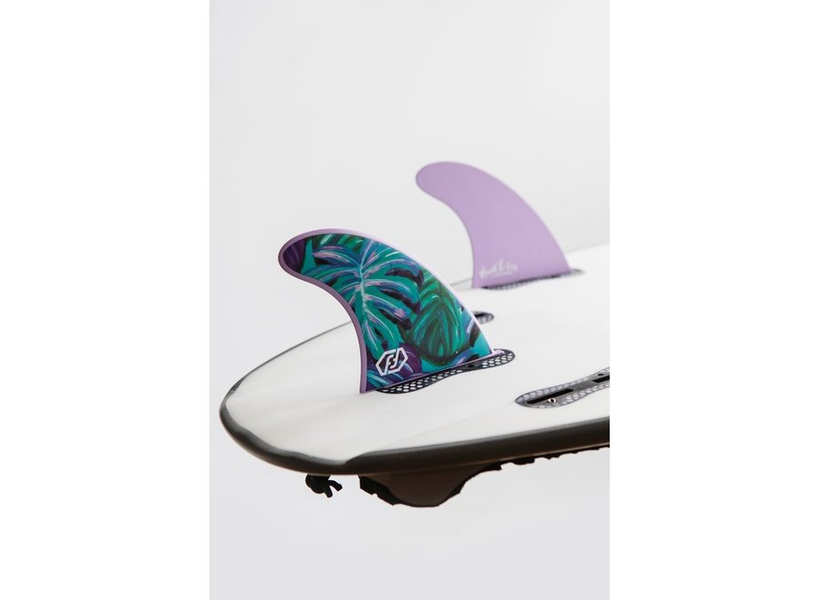 Feather Fins Click Tab Maud Le Car Thruster Fins