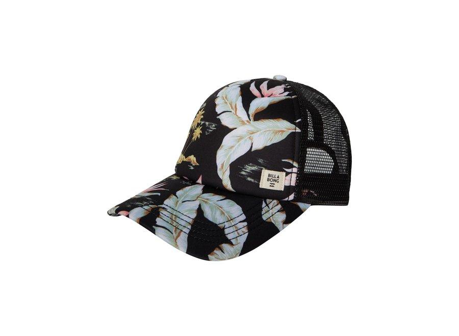 Billabong Heritage Mashup Cap Black/Mint
