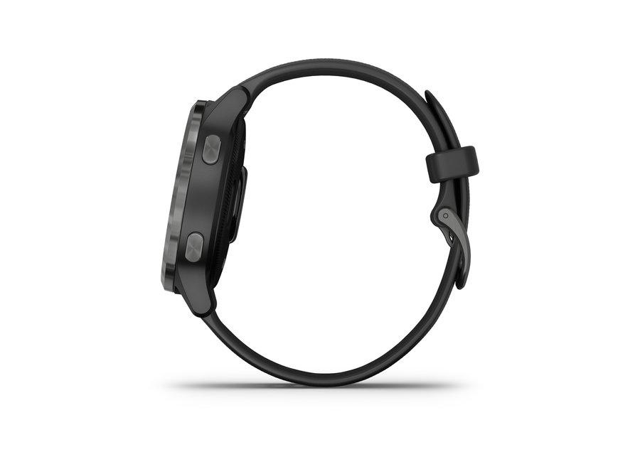 Garmin Vivoactive 4S PVD Black/Slate Smartwatch