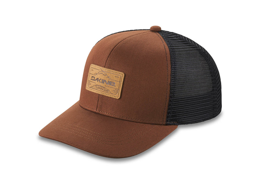 Dakine Peak To Peak Trucker Cap Tortoise Shell