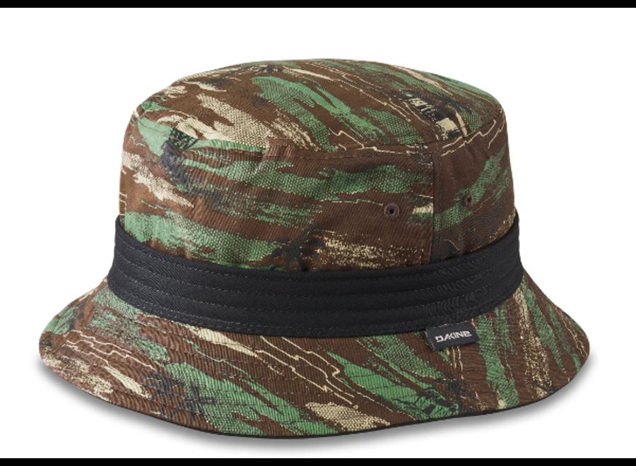 Dakine Option Reversible Bucket Hat Black Aloha Camo