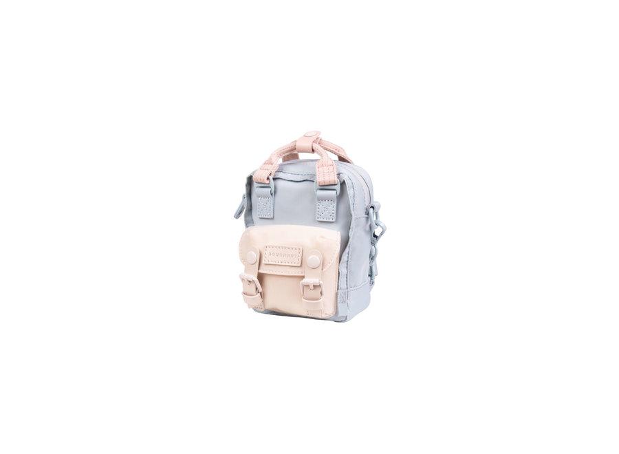 Doughnut Macaroon Tiny Nature Pale Backpack Raindrop x Hazy