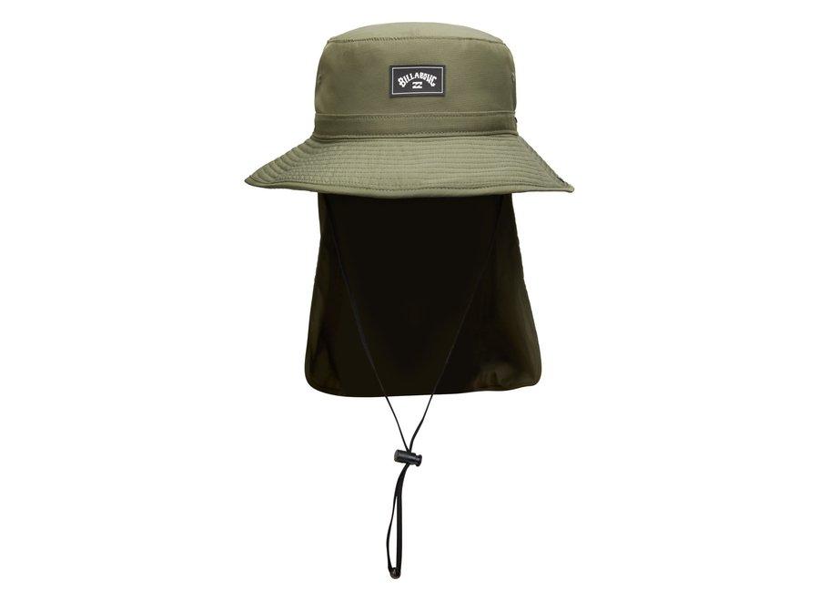 Billabong Adiv Big John Hat Military