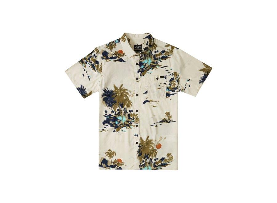 Billabong Heren Trek SS Shirt Chino