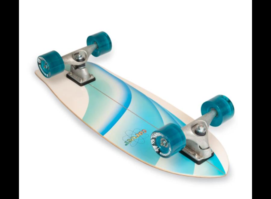 "Carver Emerald Peak 30"" Surfskate"