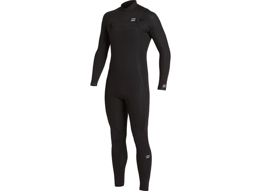 Billabong Absolute 4/3 Heren Wetsuit Antique Black