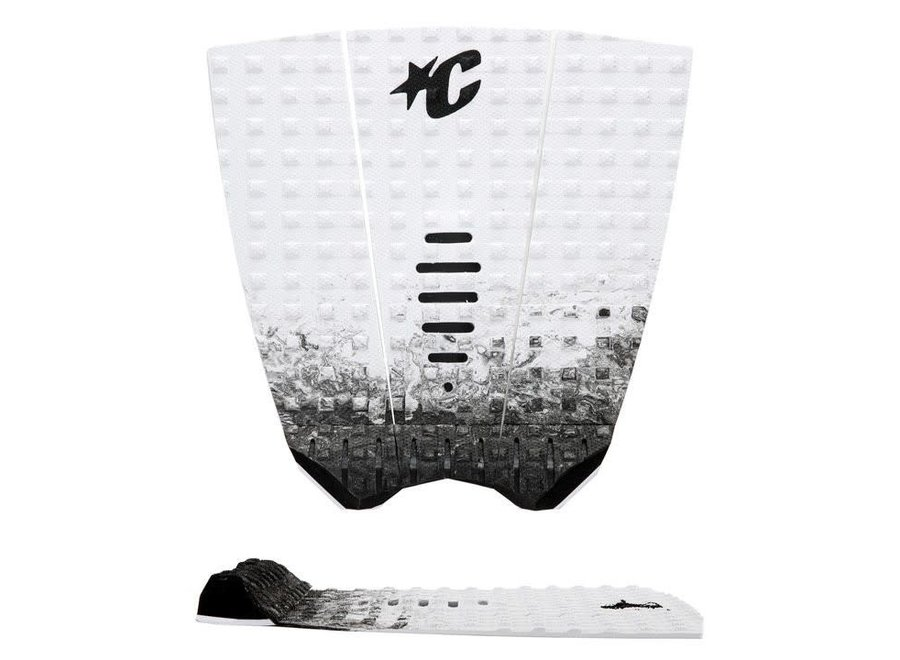 Creatures of Leisure Lite Tailpad Mick Fanning White Fade Black