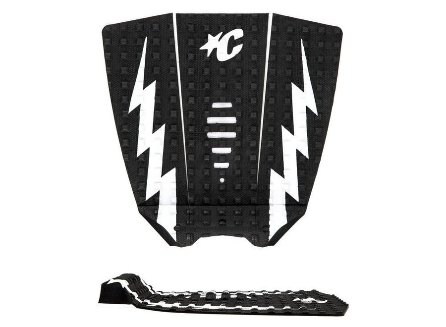 Copy of Creatures of Leisure Lite Tailpad Mick Fanning Black Red