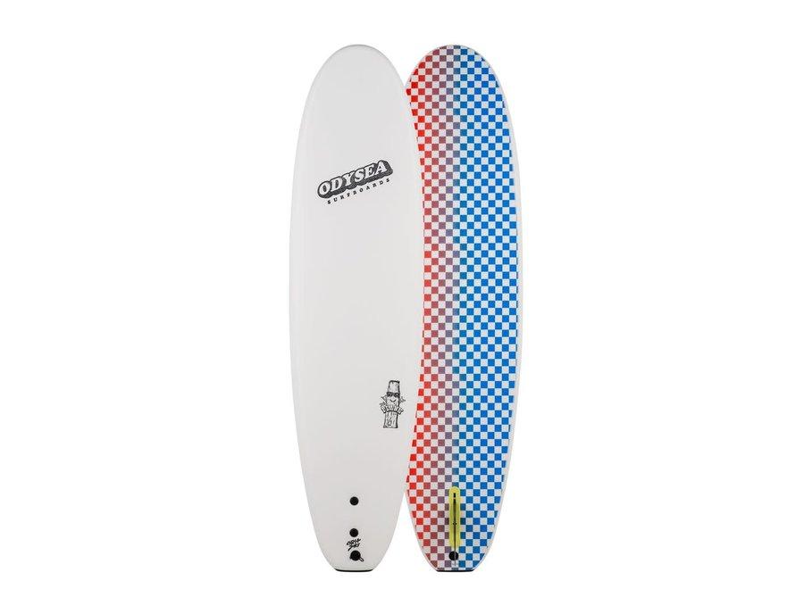 Catch Odysea 9'0'' Plank Single Fin White