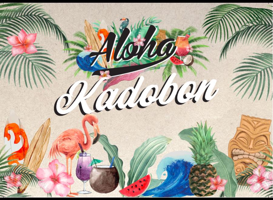Aloha Kadobon €80