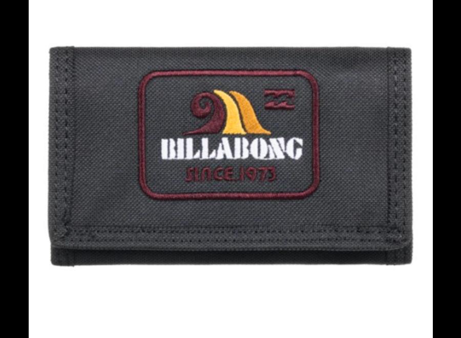 Copy of Billabong Walled Lite Wallet Grey Heather