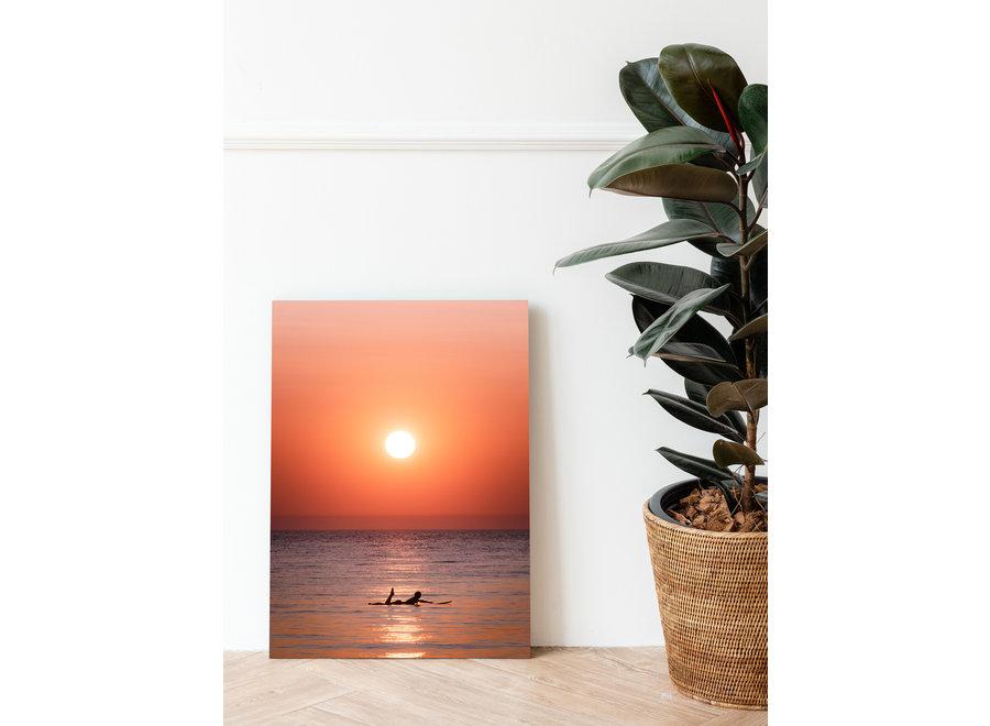 Jop Hermans Summer Sillouette Poster