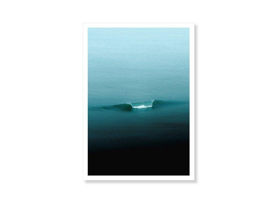 Jop Hermans Turquoise Postcard