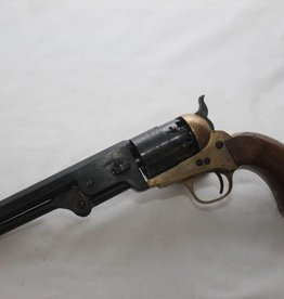DEACTIVATED COLT NAVY REVOLVER UK/EU SPEC.