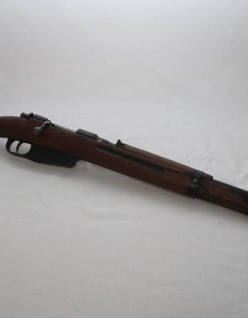 DEACTIVATED WW2 ITALIAN CARCANO M38 CARBINE UK/EU SPEC