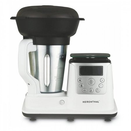 Herenthal Thermo Cooker-Keukenmachine/Multicooker Wit HT-TC1350
