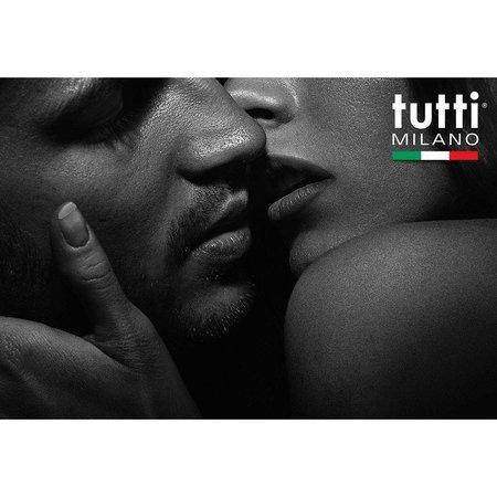 Tutti Milano Bacio Horloge zwart TM800 NO