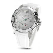 Corallo XL Horloge wit