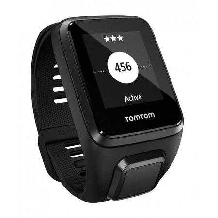 TomTom Spark 3 Cardio Music GPS Activity tracker zwart Small 1RKM.002.01