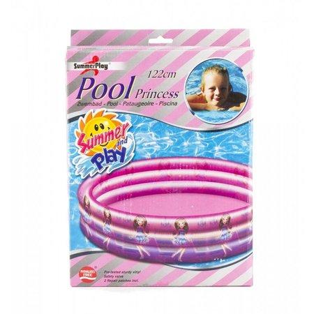 Gebro toys Opblaasbaar zwembad 122 x 30cm