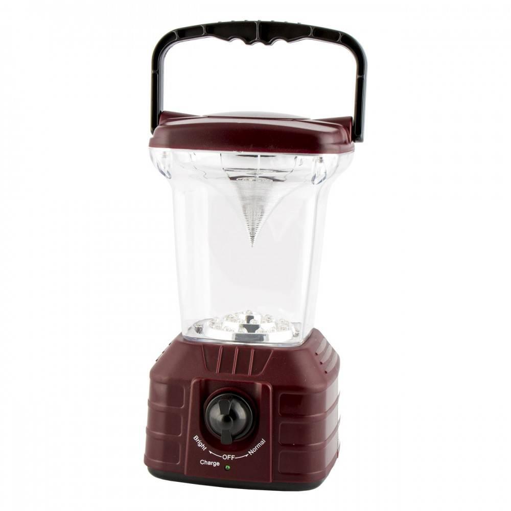 Explorex 25 LED Campinglamp
