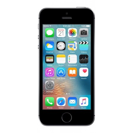Apple iPhone SE 16GB Space Grey Pre owned