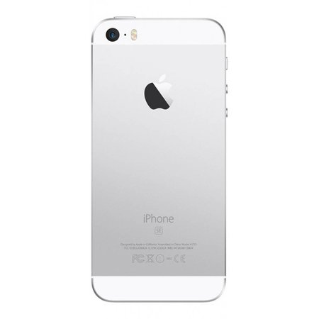 Apple iPhone SE 32GB Zilver Pre owned