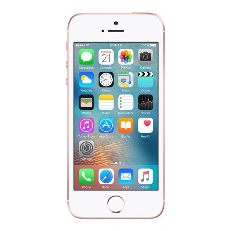 Apple iPhone SE 64GB Rosé Goud Pre owned