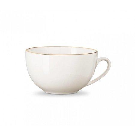 Tchibo 6 persoons ivoorporseleinen Koffie servies 353541
