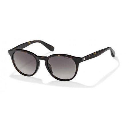 Polaroid zonnebril dark havana PLP 0109
