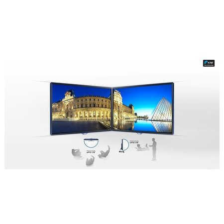 Samsung 22 inch Full HD TV beeldscherm LT22E390EW
