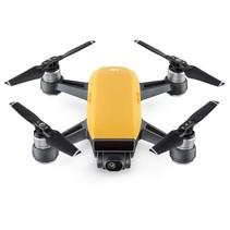 Spark camera drone sunrise yellow