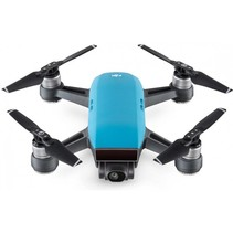 Spark camera drone sky blue