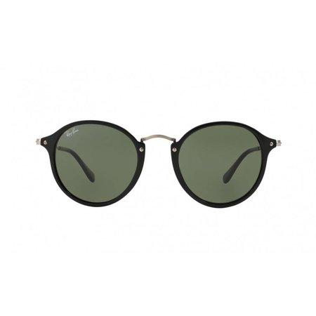 Ray Ban Round Fleck zonnebril zwart RB2447 901
