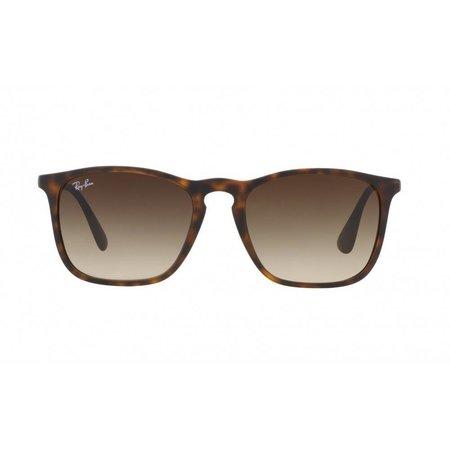 Ray Ban Chris zonnebril havanna RB4187 856/13