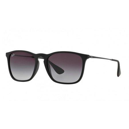 Ray Ban Chris zonnebril zwart RB4187 622/8G