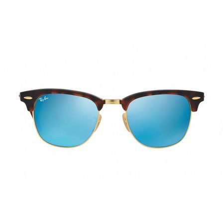 Ray Ban Clubmaster zonnebril RB3016 1145/17