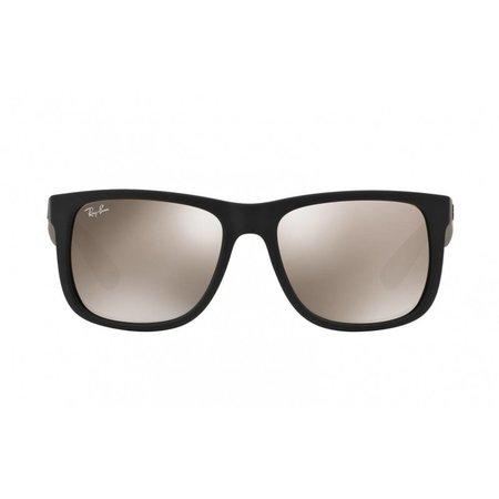 Ray Ban Justin zonnebril zwart RB4165 622/5A