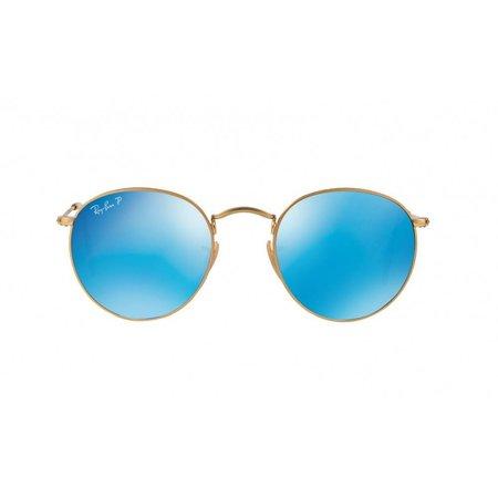 Ray Ban Round Metal zonnebril RB3447 112/17