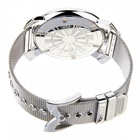 GaGa Milano Manuale stalen horloge 46mm 5080.01