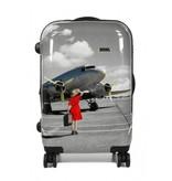 Claymore 3 delige kofferset trolley Vintage Aircraft WTL 6080/3VA