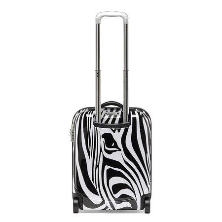 Claymore 3 delige kofferset trolley Zebra WTL 6080/3ZB