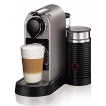 Nespresso CitiZ&Milk Zilver