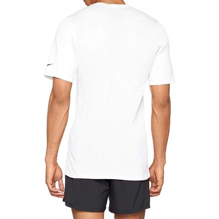 Nike Breathe Elite t-shirt wit 830949-100