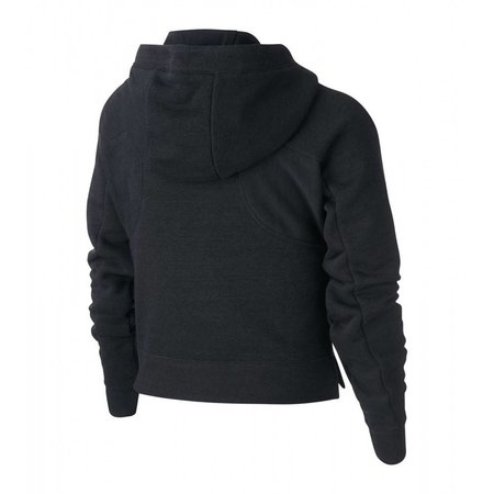 Nike Just Do It Cropped Hoodie Junior 927215-010